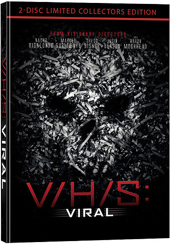 V/H/S: Viral - Limited Collector's Edition [Blu-ray+DVD]