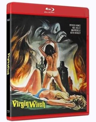 The Virgin Witch [Blu-ray]