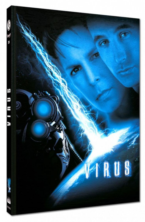 Virus - Limited Mediabook Edition - Cover C [Blu-ray+DVD]