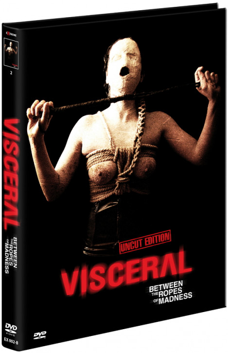 Visceral - Between the Ropes of Madness - Cover B [DVD]