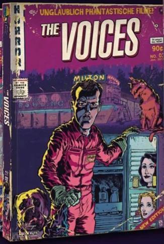Voices - Limited Mediabook Edition (Unglaublich Phantastische Filme-Collection #3) [Blu-ray+DVD]