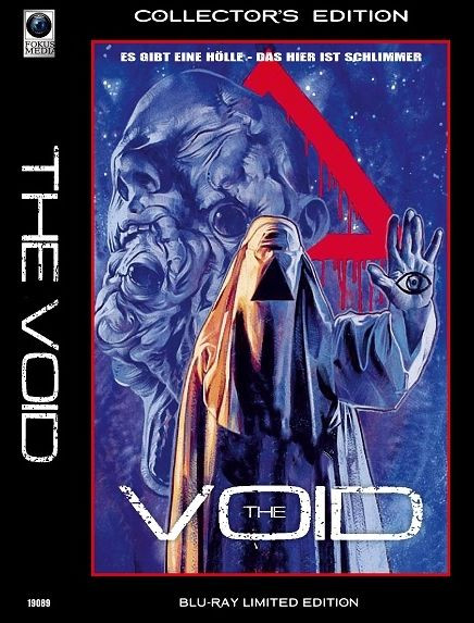 The Void - Große Hartbox - Cover C [Blu-ray]