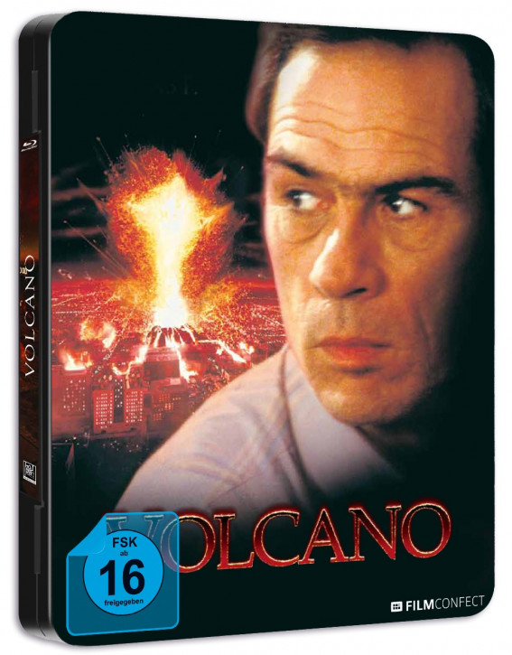 Volcano (Future Pak) [Blu-ray]