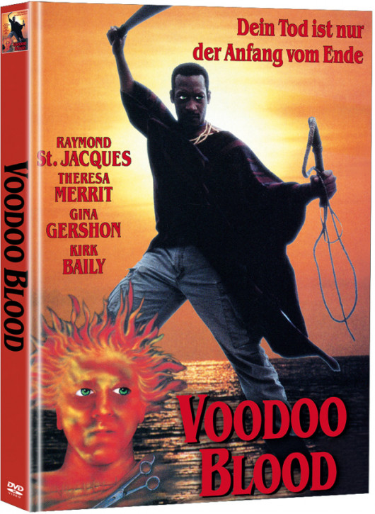 Voodoo Blood - Limited Mediabook Edition (Super Spooky Stories #60) [DVD]