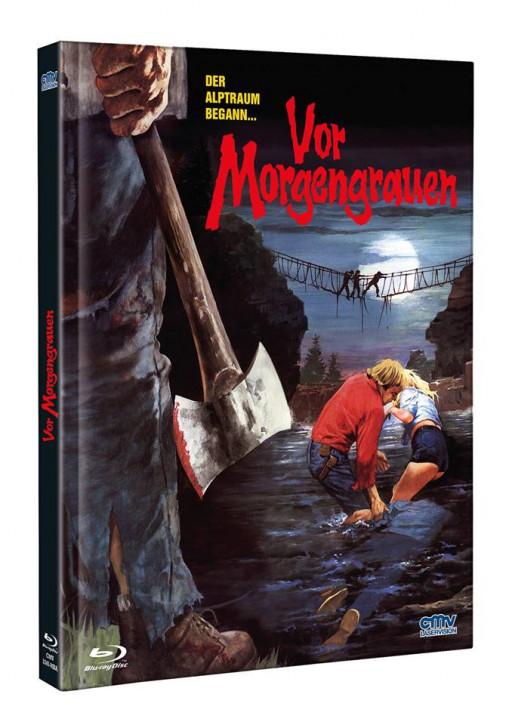 Vor Morgengrauen - Mediabook - Cover A [Blu-ray+DVD]