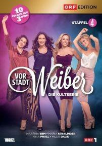 Vorstadtweiber - Staffel 4 [DVD]