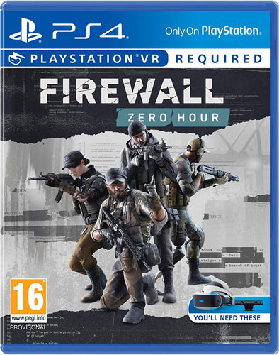 Firewall Zero Hour VR [PS4]