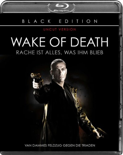 Wake of Death - Black Edition [Blu-ray]