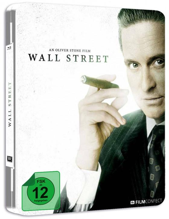 Wall Street (Future Pak) [Blu-ray]