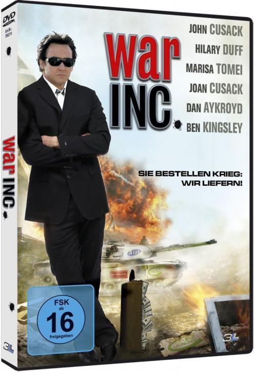 War Inc. - Sie bestellen Krieg: Wir liefern! [DVD]