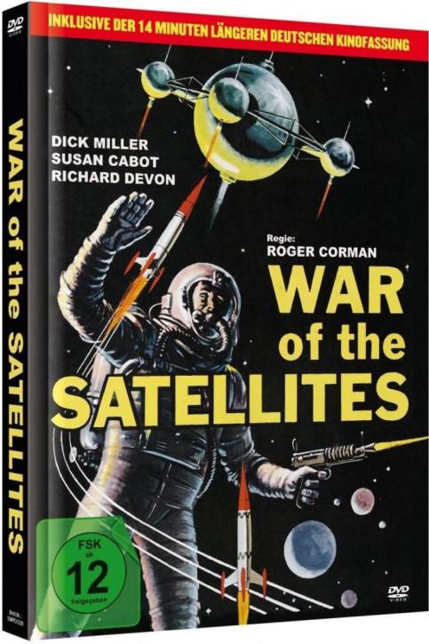 War of the Satellites - Limited Mediabook [DVD]