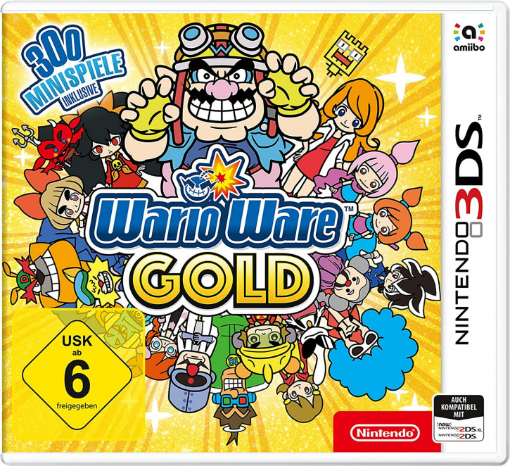 WarioWare Gold - [N3DS]