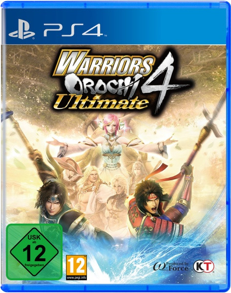 Warriors Orochi 4 Ultimate [PS4]