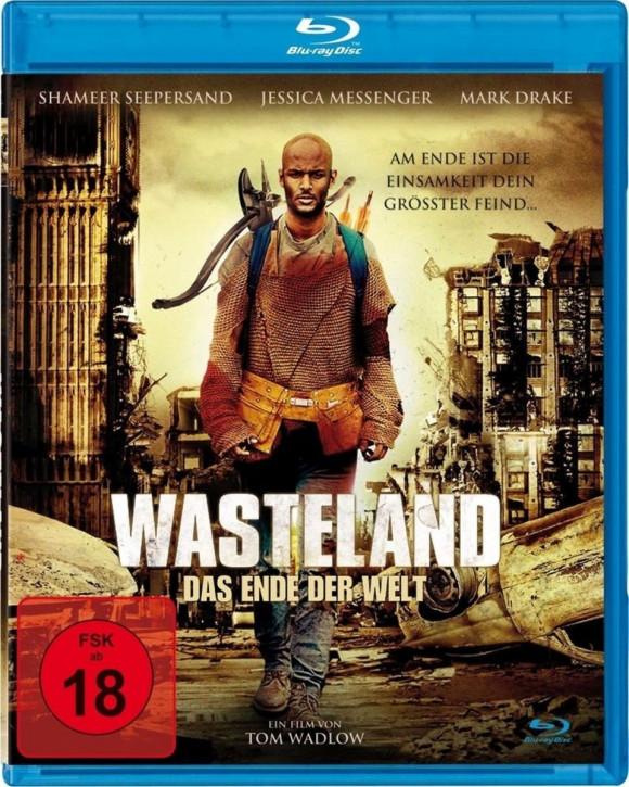 Wasteland - Das Ende der Welt [Blu-ray]