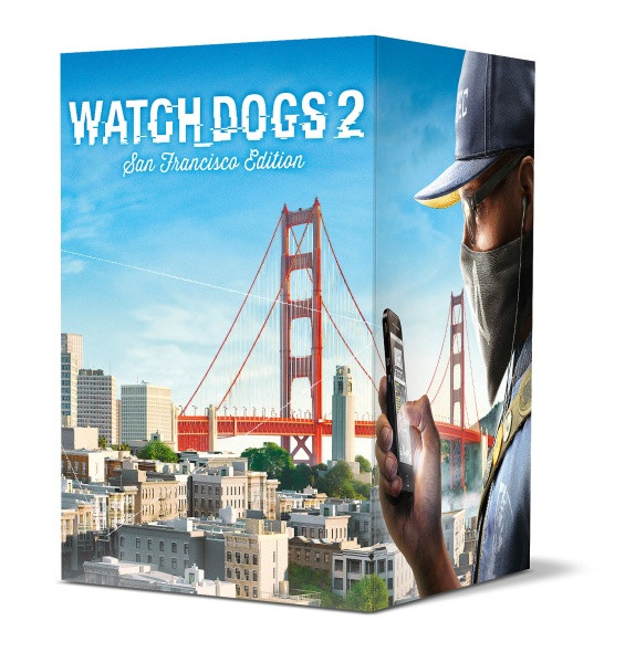 Watch Dogs 2 - San Francisco Edition [Xbox One]
