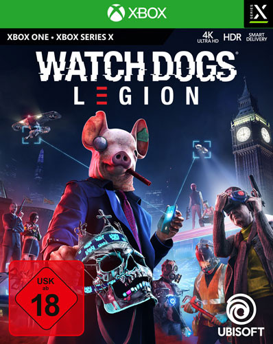 Watch Dogs Legion [Xbox One/Series X]