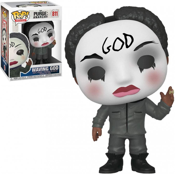 FunKo POP! Movies: The Purge - Waving God - Pop Vinyl Figure 811
