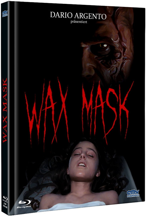 Wax Mask - Mediabook - Cover A [Blu-ray+DVD]