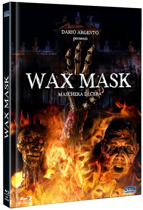Wax Mask - Mediabook - Cover B [Blu-ray+DVD]