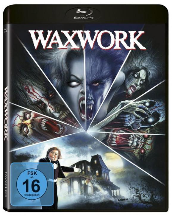Waxwork (Artwork) [Blu-ray]