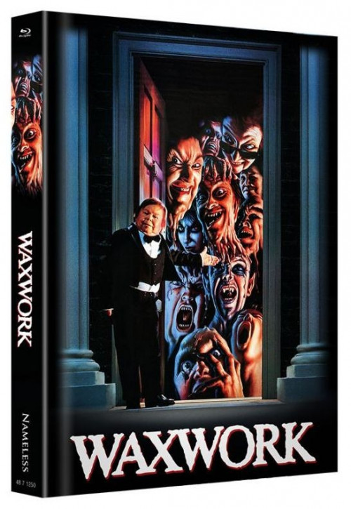 Waxwork - Limited Mediabook Edition - Cover B [Blu-ray]