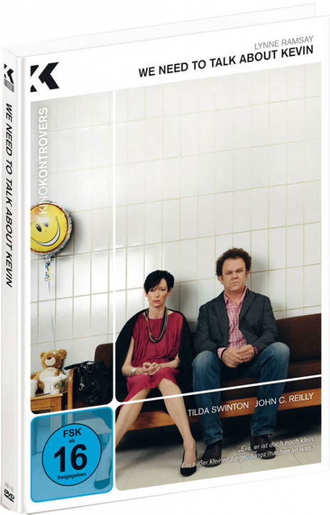 We need to talk about Kevin - Mediabook [Blu-ray]