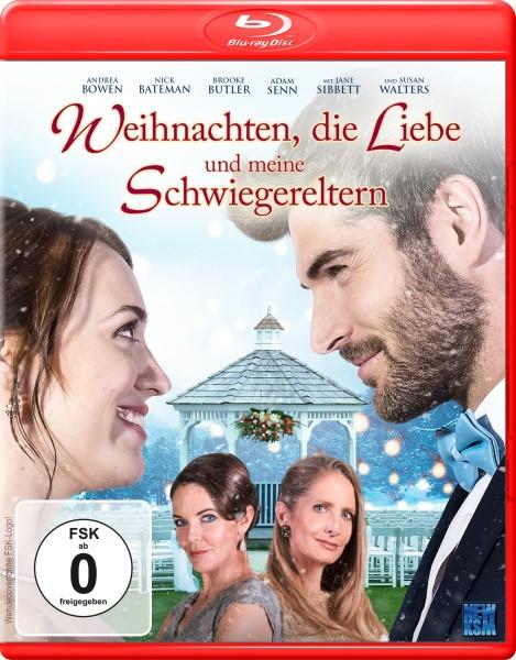Weihnachten, die Liebe und meine Schwiegereltern [Blu-ray]