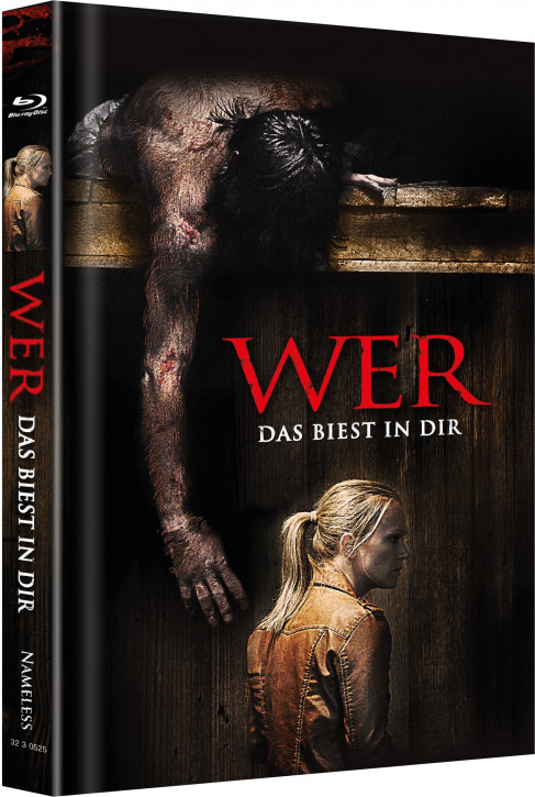 Wer - Limited Mediabook Edition - Cover A [Blu-ray]