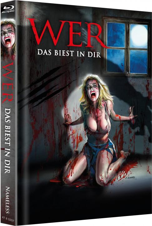 Wer - Limited Mediabook Edition - Cover B [Blu-ray]