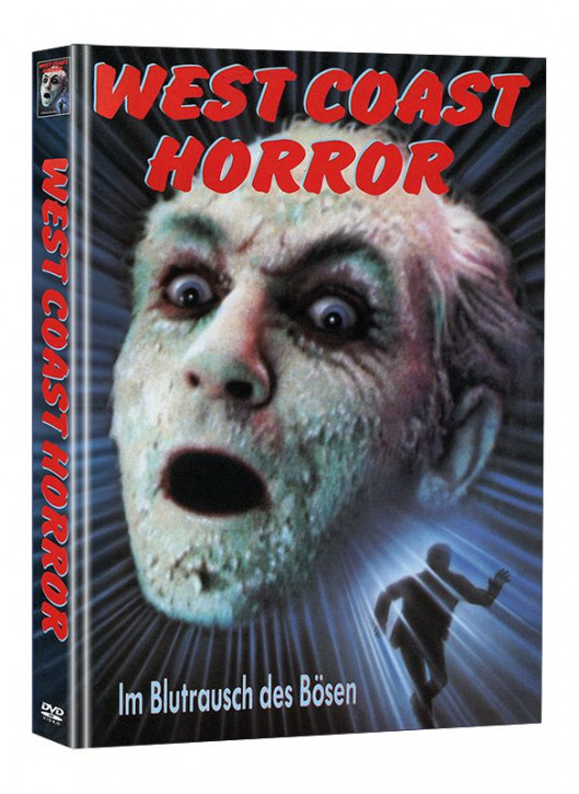 West Coast Horror - Limited Mediabook Edition (Super Spooky Stories #124) [DVD]
