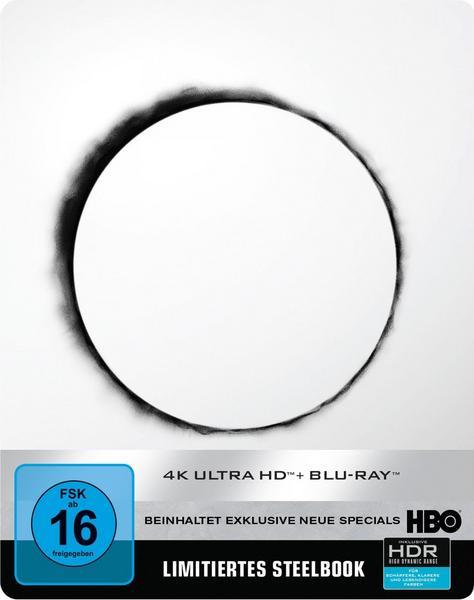 Westworld - Staffel 3 [4K UHD+Blu-ray]