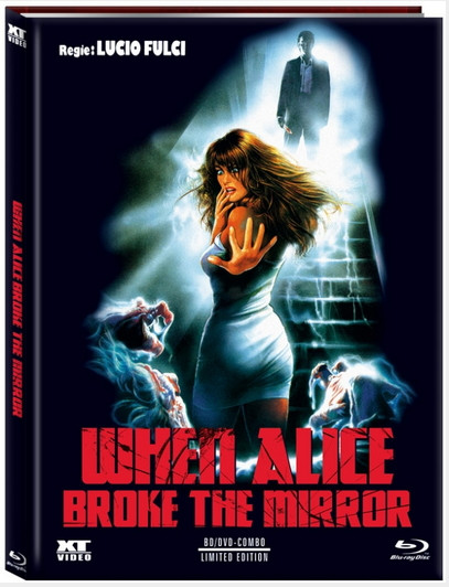 When Alice Broke The Mirror - Mediabook - Cover A  [Blu-ray+DVD]