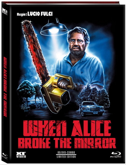 When Alice Broke The Mirror - Mediabook - Cover B  [Blu-ray+DVD]