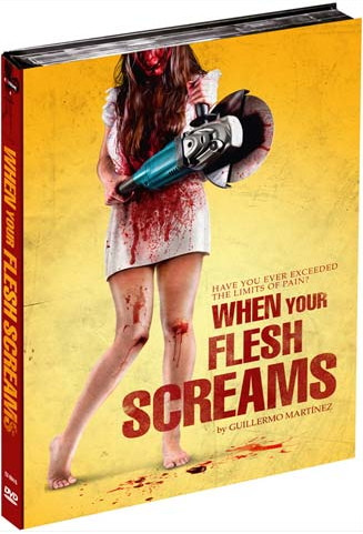 When your Flesh Screams - Limited Edition - Cover A [DVD]