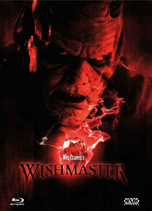 Wishmaster - Limited Collector's Edition - Cover B [Bluray+DVD]