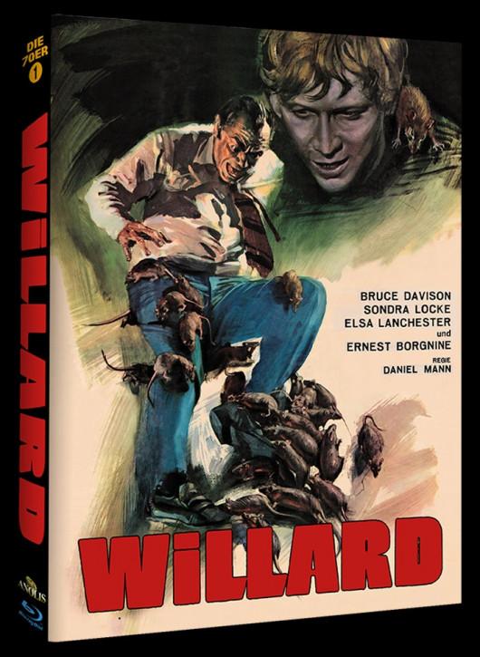 Willard - Mediabook - Cover B [Blu-ray]