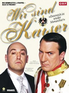 Wir sind Kaiser - Staffel 1 [DVD]