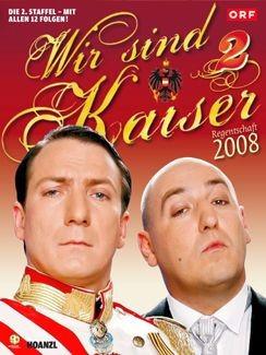 Wir sind Kaiser - Staffel 2 [DVD]