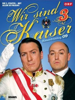 Wir sind Kaiser - Staffel 3 [DVD]