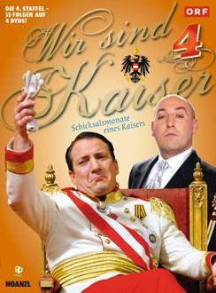 Wir sind Kaiser - Staffel 4 [DVD]