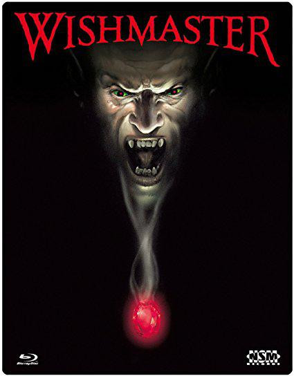 Wishmaster (3D FuturePak) [Blu-ray]