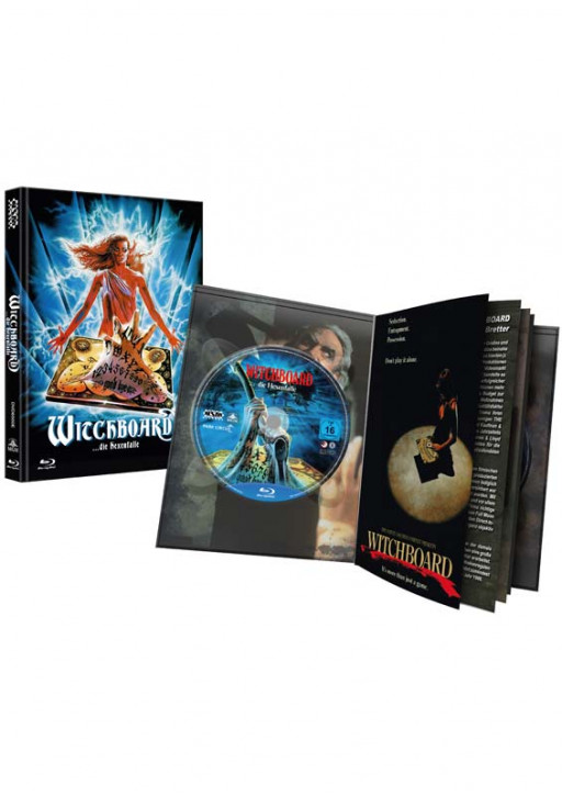 Witchboard - Die Hexenfalle - Limited Puzzle Edition - Cover E [Blu-ray+DVD]