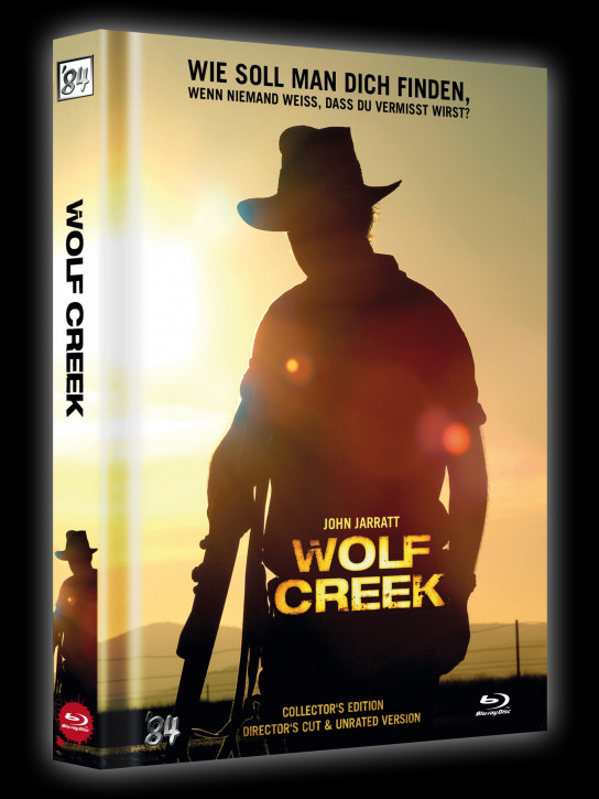 Wolf Creek - Collector's Edition [Blu-ray]