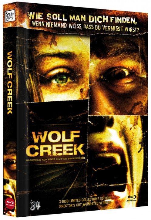 Wolf Creek - Limited Collector's Edition [Blu-ray+DVD]