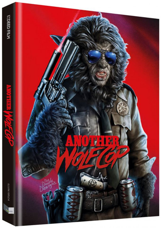 Another Wolfcop - Limited Collectors Edition - Cover A [Blu-ray+DVD]