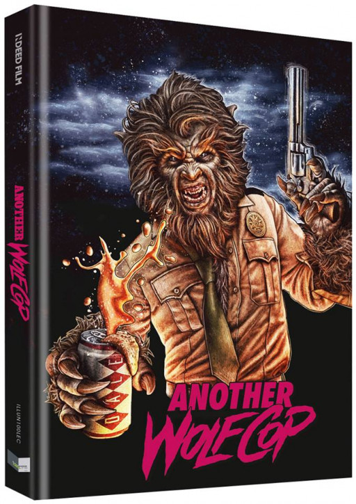 Another Wolfcop - Limited Collectors Edition - Cover C [Blu-ray+DVD]