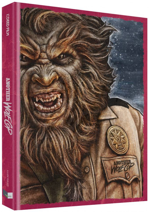 Another Wolfcop - Limited Collectors Edition - Cover D [Blu-ray+DVD]