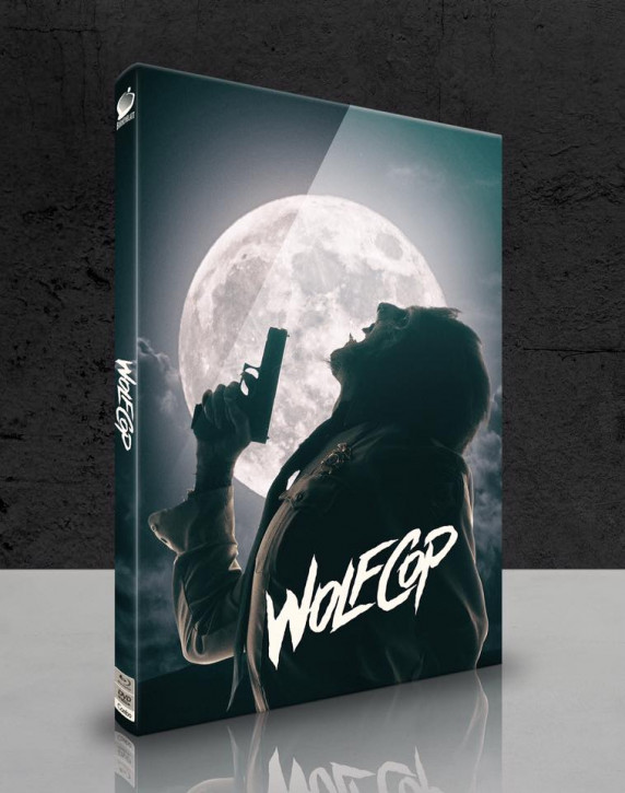 Wolfcop - Mediabook - Cover A [Blu-ray+DVD]