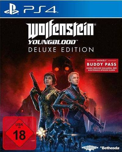 Wolfenstein: Youngblood - Deluxe Edition [PS4]