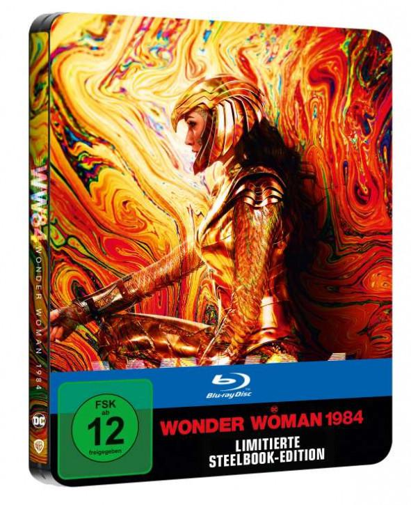 Wonder Woman 1984 - Steelbook [Blu-ray]
